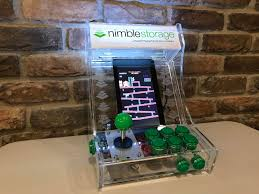 Bartop Arcade Cabinet Kit by Mini Bartop Arcade Cabinet Single Player