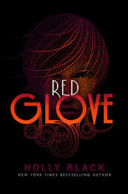 Alternate Cover For Red Glove By Holly Black Book 2