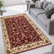 perserteppich für wohnzimmer floral istanbul ros001ist