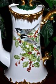Spode Christmas Tree Mugs Ebay by 1794 Best Christmas China And Teapots Images On Pinterest