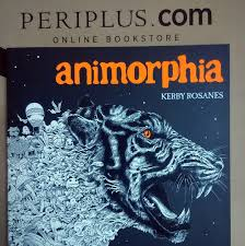 Coloring Book Animorphia By Kerby Rosanes