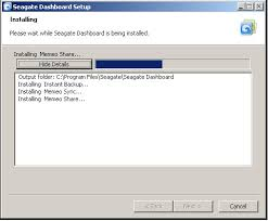 Seagate Goflex Desk Adapter Software by Seagate Goflex Seagate Dashboard Installing Seagate Dashboard