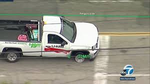 Chase Of Stolen U-Haul Truck Ends With Standoff In Montebello | ABC7 ... Moving Companies Local Long Distance Quotes Jason Harvell District Manager Penske Truck Leasing Linkedin 2 Trucks Overturn On I71 Northbound Hertz Trailer Rental September 2018 Inside Refrigerated Trucks For Sale In Ohio Columbus Oh 2470 Westbelt Dr Cylex Commercial Dump New Car Models 2019 20 Uhaul Neighborhood Dealer 1380 S 4th St Merion Rentals Continued Support Of The American Cancer Iveco Truck Lease Deals Deals Harleys Pickup Solutions Premier Ptr