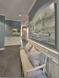 Wall Paint Color Is Benjamin Moore Sea Pine Stunning Mid Tone Blue Gray Basement ColorsBasement