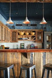 Rustic Bar Lighting Ideas Home Contemporary With Linear Suspension