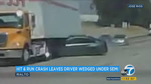 100 Truck Crashes Video Caught On Camera Speeding Sports Car Leaves Path Of Destruction In