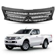 100 Black And Chrome Truck Sales Amazoncom Powerwarauto Front Grille Grill Matte Color