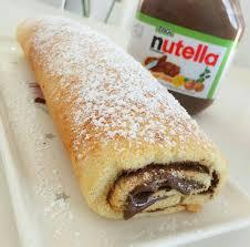 elsamakeup cuisine roulé au nutella elsamakeup pastry