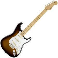 Fender Classic Player 50s Stratocaster Two Colour Sunburst