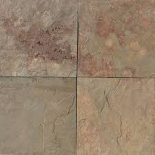 Easy Heat Warm Tiles Menards by Daltile Natural Stone Collection China Apricot 12 In X 12 In