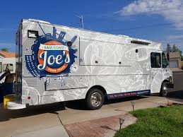100 East Coast Truck Joes Food Feeds