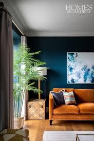 aus blau chic farben großen komplimenten mit orange
