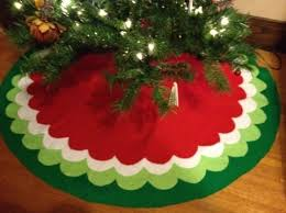 Seashell Christmas Tree Skirt by 183 Best Christmas Tree Skirts Images On Pinterest Appliques