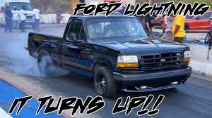 TURN THE RPMS!!!! SICK FORD LIGHTNING TRUCK! - YouTube 2000 Ford Lightning For Sale Classiccarscom Cc1047320 Svt Review The F150 That Was As Fast A Cobra 1999 Short Bed Lady Gaga Pinterest Mike Talamantess 2001 On Whewell Svt Lightning New Project Pickup Truck Red Maisto 31141 121 Special Edition Yeah 1000rwhp Turbo With A Twinturbo Coyote V8 Engine Swap Depot