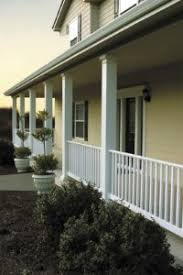 Columns On Front Porch by Up Your Home U0027s Curb Appeal With Columns On The Front Porch Turncraft