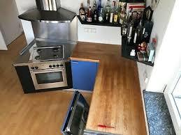 moderne kaum gebrauchte küche l form eur 43 00 picclick de