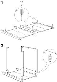 handleiding ikea varde ladekast pagina 1 20 dansk
