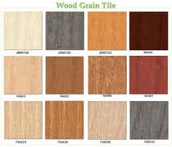 600x600 light color semi wood grain glazed tile view wood