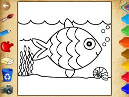 Coloring Book Games For Kids Boys Girls Free 1 Screenshot 8
