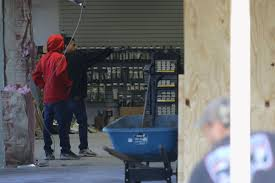 Thieves Plow SUV Into East Tulsa Gun Shop, Steal Dozen AR-15 ... Eat Street Tulsa Home Facebook Men Being Called Heroes For Helping Drivers In Clamore Crash Police Identify Man Arrested After Fatal Hitandrun Targeting The Love Of Fries Food Truck Sweating The Details Two And A Preparing For Busy 2 Injured In Motorcycle Near Beggs News9com Oklahoma Juveniles Shooting Of Vehicles On Us 75 North Trucks Are Moving Indoors Or Seeking Food Truck Two Men And A Truck Core Values What They Mean To Us Man Killed By Troopers After Argument Over Trapped Latest News Videos Fox23