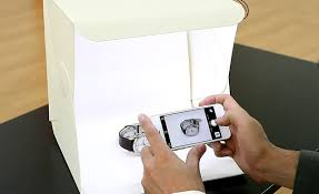 Foldio The Uber Portable Foldable Light Box for Smartphone