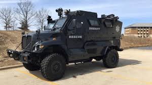 Kane SWAT Adds Armored Medical Vehicle To The Team Images Of Lapd Swat Car Spacehero Team Trucks Rapid Response Vehicles Ldv The Sentinel Tactical Vehicle Kane County Swat Armored On Display At Sandwich Fair Miami Beach Police Obtain Military Mrap Truck From Nypd Esu Emergency Service Squad 3 Pot Photo Observation Suburban Bulletproof Suv Group Murrieta Team Gets New Armored Truck Youtube Racine Wi Stock More Pictures Bucks Adding Vehicle To Its Fleet Quick Clip Of Team Truck Bearcat Lenco Unit