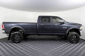 Used Lifted 2018 Dodge Ram 2500 Laramie 4×4 Diesel Truck For Sale ...
