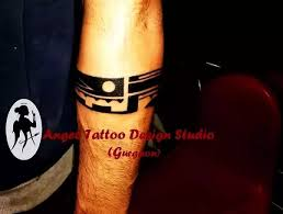 Solid Black Armband Tattoos Are The Symbol Of Strength You Can Visit This Page For More Information On Tattoo