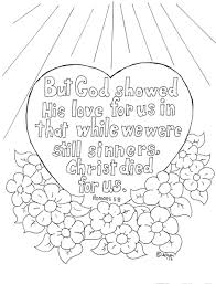Coloring Pages Love God Others Showing Gods Page Kids For Sheets