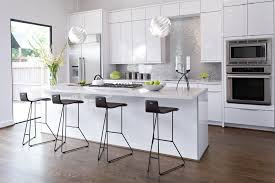 Modern Kitchen with e wall by Nina Magon Zillow Digs