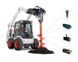 100 Bucket Truck Rental Rates Bobcat Equipment Attachments For Rent Toronto Canada
