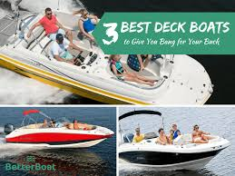 The 3 Best Deck Boats To Give You Bang For Your Buck | Deck Boat Oru Kayak The Origami Folding Boat By Kickstarter Cacoon Kajito Hammock Deck Chair Bamboo Structure Fabric Earth Moon Making New Marine Vinyl Boat Seats 6 Steps With Pictures Guide Gear Deluxe Folding Deck Chair 623191 Fishing Three Seating Options For Your Boating Magazine Rear Bench Seat Preowned Boats In Kuna Id Used Indian Creek Sports Electric Meets Lounge On Chilli Island Outdoor Covers Patio Fniture Indoor Unique Bargains Washable Stretch Slipcovers Short Ding Room Stool Cover Gray Rakutencom Classic Accsories Veranda Adirondack Standard Garelickeezin 4866101 Eezin Mariner