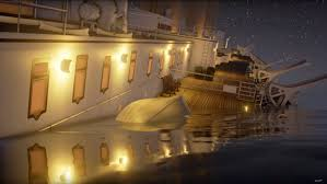 titanic sinking simulation a real time hit online canada cbc news