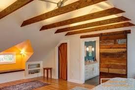 beleuchtung sichtdachstuhl dachboden renovierung
