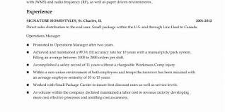 Tag Warehouse Resume Key Qualifications