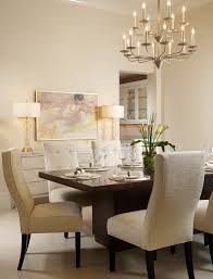 Amazing Buffet Lamps Decorating Ideas For Dining Room Transitional Design With Beige Table