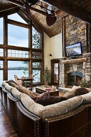 Cabin Style Homes Colors Best 25 Warm Living Rooms Ideas On Pinterest Interior Design