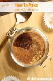 Pumpkin Pie Ingredients List by How To Make Pumpkin Pie Spice Mix And How To Give It An Extra Kick