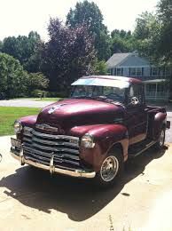 1950 Chevy 1 Ton Truck Parts 1950 GMC 1 Ton Pickup Jim Carter Truck ...