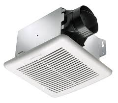 how to install a soffit vent and ductwork for bathroom fan