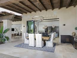 Camelback Slipcovered Sofa Restoration Hardware by Mediterranean Porch With Exterior Tile Floors U0026 Wrap Around Porch