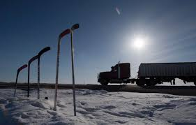 100 Ice Road Trucking Companies Company Connected To Business Involved In Humboldt Crash