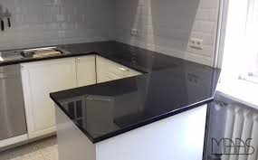 düsseldorf ikea küche mit nero assoluto india granit