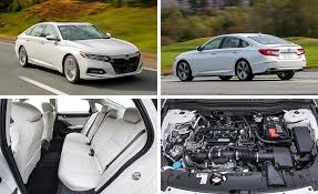 2018 Honda Accord First Drive Review