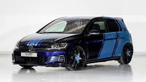 New hybrid Volkswagen Golf GTI has over 400bhp