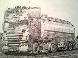 Scania Truck By RoxyCloud On DeviantArt How To Draw A Pickup Truck Step 1 Cakepinscom Projects Scania Truck By Roxycloud On Deviantart Youtube A Simple Art For Kids Fire For Hub Drawing At Getdrawingscom Free Personal Use To Easy Incredible Learn Cars Coloring Pages Image By With Moving
