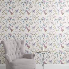 Fabric Curtains John Lewis by Buy John Lewis Paradaiza Wallpaper John Lewis
