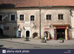100 The Portabello Portobello Pub Vilnius Lithuania Europe Stock Photo