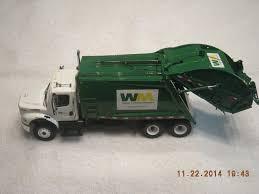 100 Wm Garbage Truck Waste Management Toy S Loader 3 S