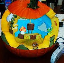 Mario Pumpkin Carving Templates by The 25 Best Mario Pumpkin Ideas On Pinterest Mario Halloween